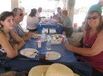 Amber Flick and Linda Lapsins with Tiiu Kolts