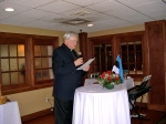 Pastor Priit Rebane, KFES EV96, 21. veeb. 2014, St. Petersburg, FL