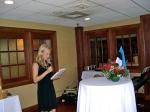 Ms. Triin Karr, KFES EV96, 21. veeb. 2014, St. Petersburg, FL