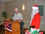Rein Raja and Santa, KFES, 6 dets 2014, St. Petersburg, FL