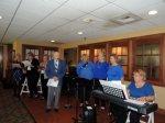 A song in memorium for our fallen heroes. Kesk Florida Eesti Selts, EVA 97, 21 veeb 2015. Foto: Urve Põhi