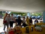 Piknik committee. KFES piknik, Anna Maria Island, 26 aprill 2015. Foto: Lisa Mets