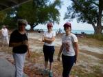 Maare Kuuskvere, Kristina and Erika Aare. KFES piknik, Anna Maria Island, 26 aprill 2015. Foto: Lisa Mets