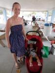 KFES piknik, Anna Maria Island, 26 aprill 2015. Foto: Lisa Mets
