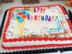 The birthday celebrants. KFES piknik, Anna Maria Island, FL, 26 aprill 2015. Foto: Maare Kuuskvere