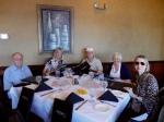 Endel Jaska, Ingrid Shipotofsky, Howard Shipotofsky, Silva Jensen, Marika Nurk, KFES annual meeting, 1. nov. 2015.a., Bradenton, FL. Foto: Lisa A. Mets