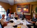 Geri Raja, Erkki Taada, Mai Treude, Tiit Treude, KFES annual meeting, 1. nov. 2015.a., Bradenton, FL. Foto: Lisa A. Mets