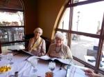 Leena Aare and Linia Elmend, KFES annual meeting, 1. nov. 2015.a., Bradenton, FL. Foto: Lisa A. Mets