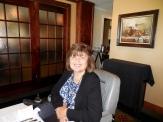 Gloria Lepik, Eesti Vabariigi 98.a. Aastapäeva Tähistamine, Kesk Florida Eesti Selts, Countryside Country Club, Clearwater, FL, 20. veeb. 2016.a. Foto: Lisa A. Mets