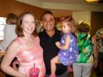Reet, Eric and Chloe Cabrera. KFES, 20. märts. 2016. St. Petersburg, FL. Foto: Lisa A. Mets