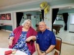 Robin Toomepuu and Erkki Taada. KFES Supp ja Võileiva Lõunasöök. 7. jaan. 2017. Seminole, FL. Foto: Lisa A. Mets