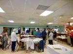 Pastor Priit Rebane blesses the meal. KFES Supp ja Võileiva Lõunasöök. 7. jaan. 2017. Seminole, FL. Foto: Lisa A. Mets