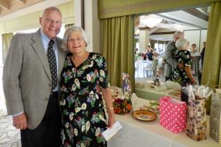 Heikki and Inne Joonsar. Estonian Society of Central Florida (KFES), EV99 celebration, 25 Feb 2017, Clearwater, FL. Foto: Lisa Mets