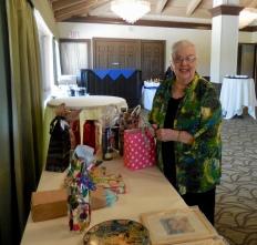 Urve Põhi. Estonian Society of Central Florida (KFES), EV99 celebration, 25 Feb 2017, Clearwater, FL. Foto: Lisa Mets
