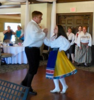 Saare Vikat. Estonian Society of Central Florida (KFES), EV99 celebration, 25 Feb 2017, Clearwater, FL. Foto: Lisa Mets