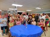 Our birthday celebration. KFES, 22 apr. 2017, Seminole, FL. Foto: Lisa Mets